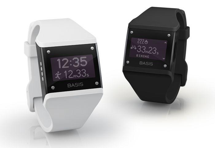Basis smart watch