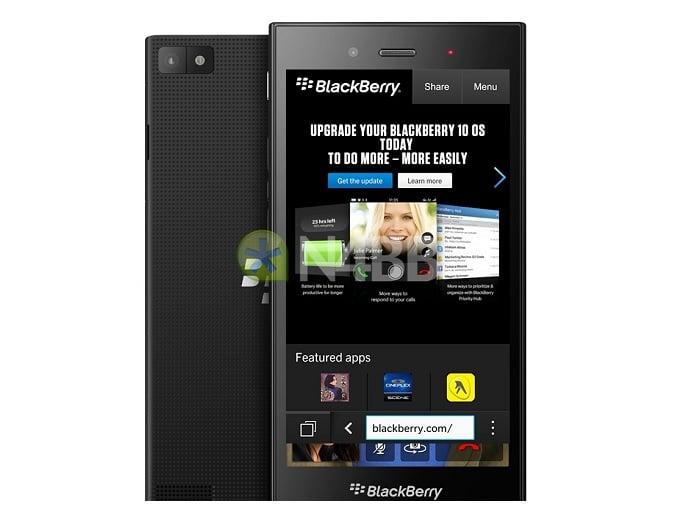 Blackberry Jakarta Renders Leaked