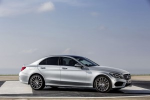 New Mercedes C Class Saloon UK Pricing Announced