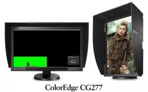 Eizo CG277 27-inch Monitor Debuts