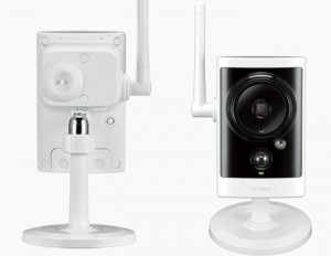 D-Link DCS-2330L HD wireless network cloud camera is weatherproof