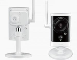 D-Link DCS-2330L HD wireless network cloud camera is weatherproof
