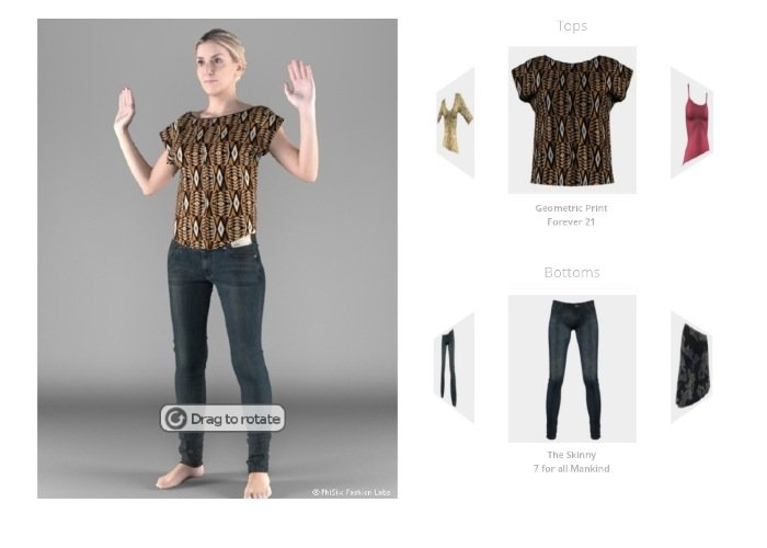 Ebay Acquires Phisix To Offer Virtual 3d Fitting Rooms Video