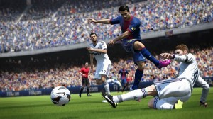 Fifa 14 Reclaims the Top Spot in The UK
