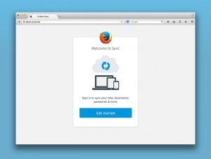 Mozilla Firefox Aurora Updated with New UI and Firefox Sync