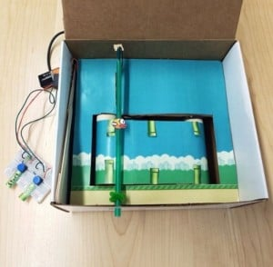 Flappy Bird In A Box (Video)