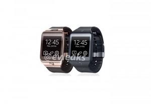 Samsung Galaxy Gear 2 and Galaxy Gear Neo Leaked