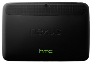 HTC To Manufacture Upcoming Nexus 10 for Google (Rumor)