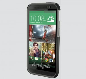 Another HTC M8 Press Render Leaked