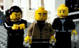 Lego Re-Creates British TV Adverts In Lego To Celebrate Lego Movie Launch