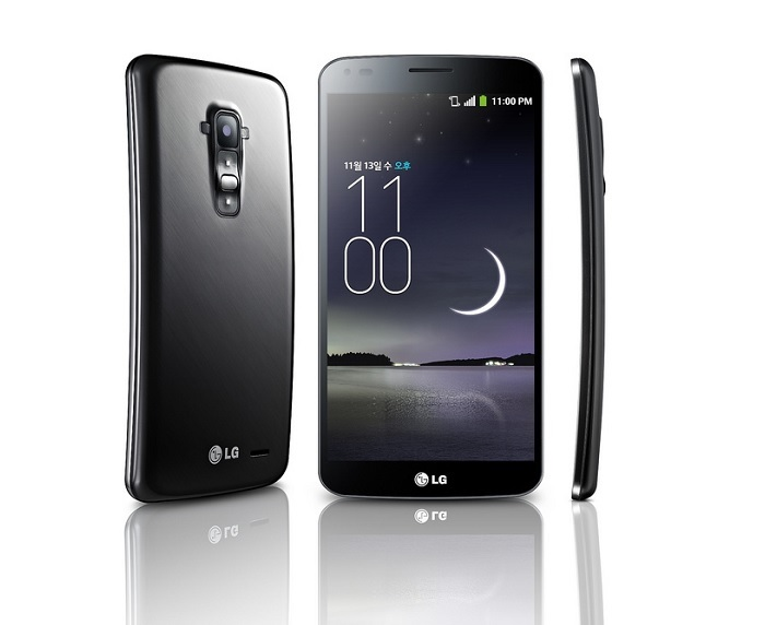 LG G Flex Coming to Canada on Rogers