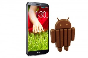 LG G2 Gets Android 4.4.2 KitKat in Korea