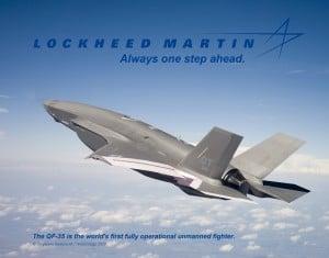 Lockheed Martin's Autonomous Convoy Passes Tests