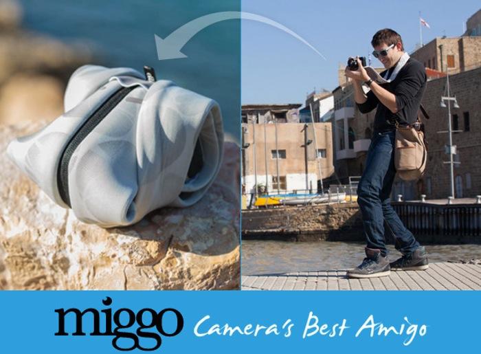 miggo camera strap