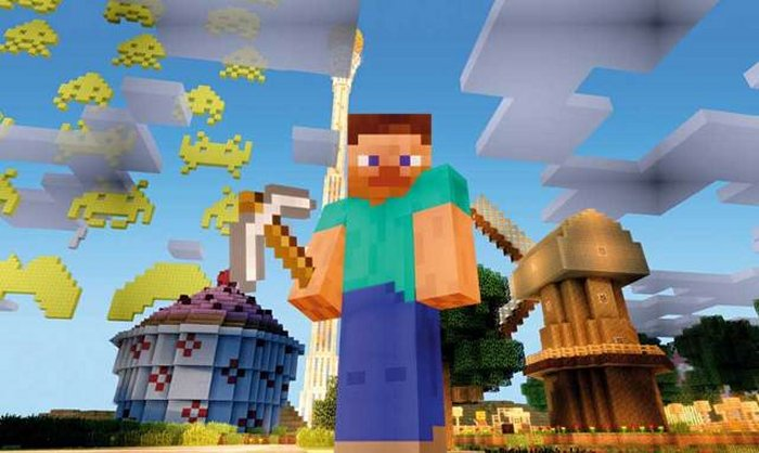 Warner Brothers working on a Minecraft movie