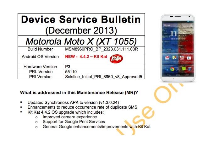 Moto X US Cellular