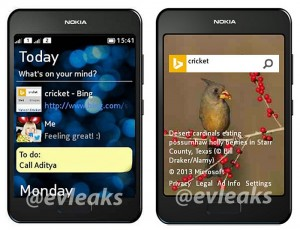 Press Shot of An Alleged Dual-SIM Nokia Handset Leaked