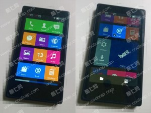 Nokia X Poses For The Camera