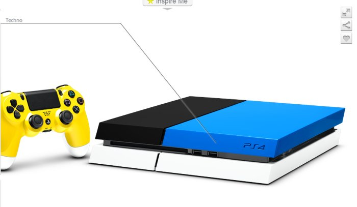 ps4color