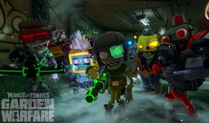 Plants Vs Zombies Garden Warfare Available For Xbox One And Xbox 360