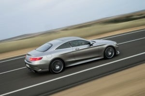 2015 Mercedes S Class Coupe Gets Official