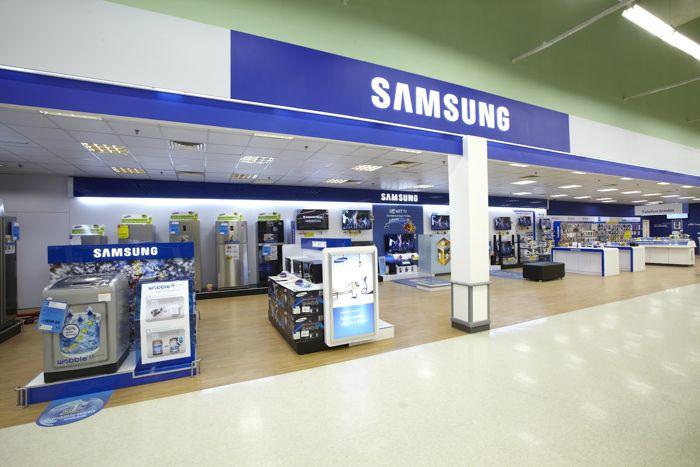 Samsung Retail Stores