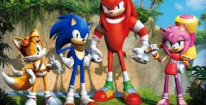 Sonic Boom TV series, Wii U, and 3DS games coming soon