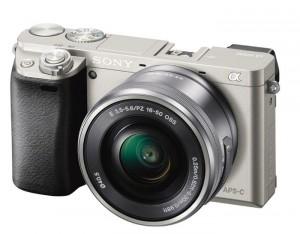 Sony a6000 Mirrorless Camer Announced