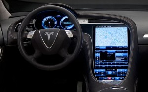 Tesla And Rdio Announce In Vehicle Service For Europe