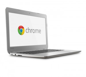 Toshiba Chromebook Launches For $280