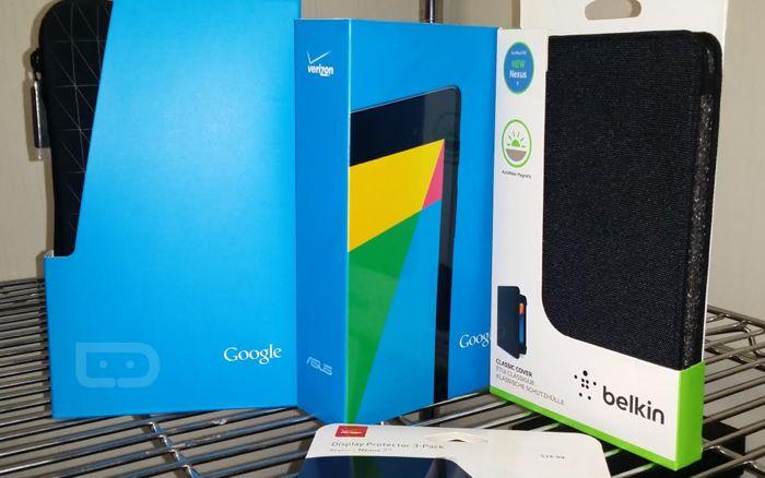 Verizon Nexus 7