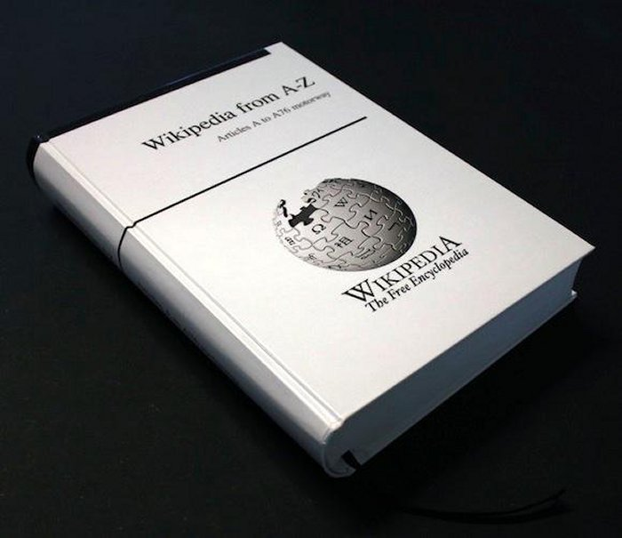 Publisher wants to print the entire Wikipedia