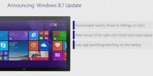 Windows 8.1 Update 1 Coming in Spring