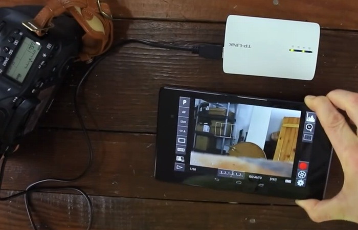 wireless dslr monitor
