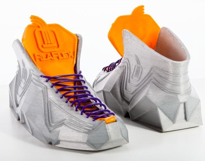 3D Printed Sneakerbot II Trainers