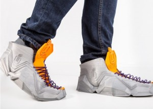 Sneakerbot II 3D Printed Sneakers Are Now More Comfortable to Wear (video)