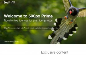 500px Changes Prime Royalty Rates