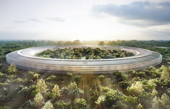 Apple's 'Spaceship' Campus
