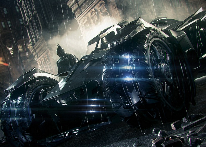 Arkham Knight PS4