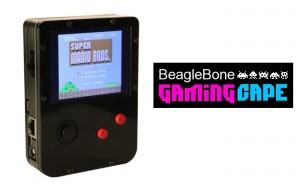 BeagleBone GamingCape Transforms Dev Board Into Handheld Games Console (video)