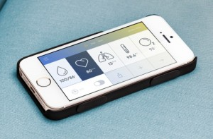 Wello Blood Pressure And Vital Sign Reading iPhone Case (video)