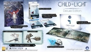 Child of Light Co-Op RPG Trailer Released (video)