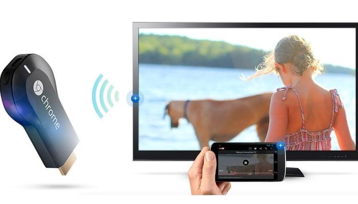 Chromecast Mirror Android App