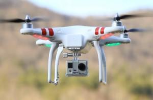 DJI Phantom Quadcopter Captures Active Volcano Video Footage (video)