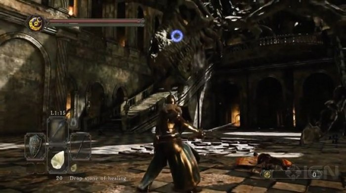 Gamers upset over the quality of Dark Souls II graphics