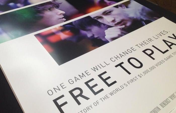 Dota 2 Documentary Free to Play
