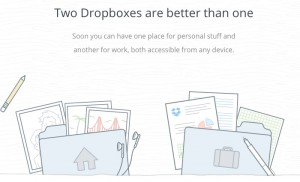 Dropbox Personal And Work Account Switch Feature Arriving In April