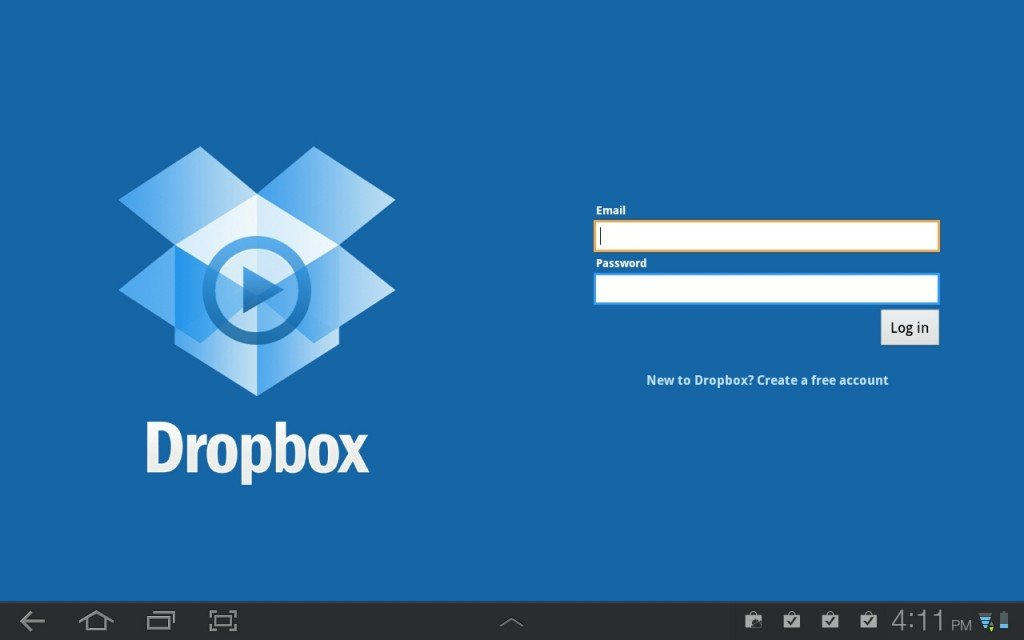 Dropbox clause