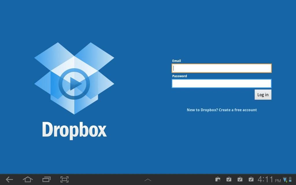 Dropbox clause