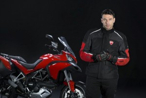 Ducati Multistrada D-Air System Wireless Airbag Bike Jackets Unveiled